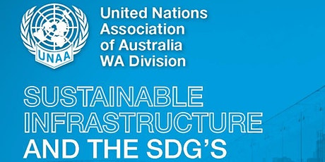 Sustainable Infrastructure and the SDG's tickets
