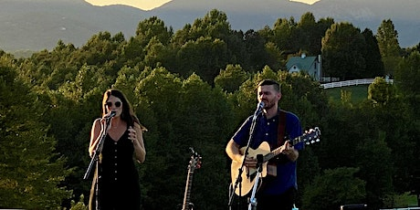 Wine on the Terrace with Brooks Dixon featuring Sara Middleton tickets