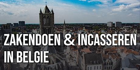 Webinar: Zakendoen en incasseren in België tickets