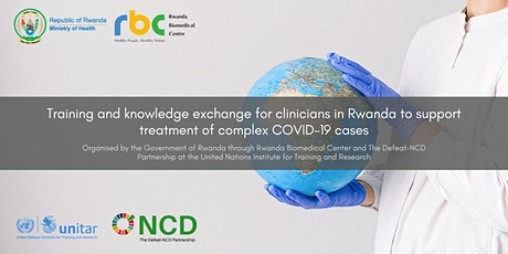 Training and Knowledge Exchange for Clinicians in Rwanda tickets
