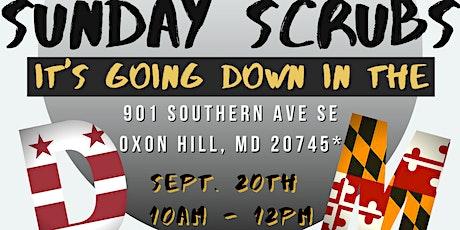 Sunday Scrubs: Volunteering Opportunity in the DMV #BlackLivesMatter tickets
