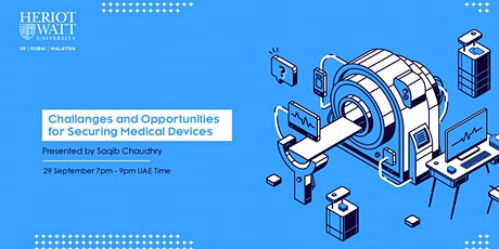 Challanges and Opportunities for Securing Medical Devices tickets