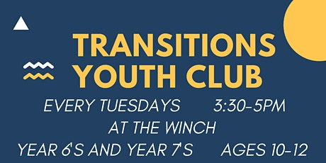 Transitions Youth Club tickets