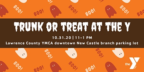 Trunk or Treat at the Y tickets
