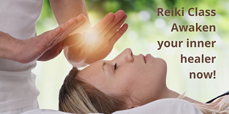 Reiki the Universal Energy - Acquire 3 levels in 2 days tickets