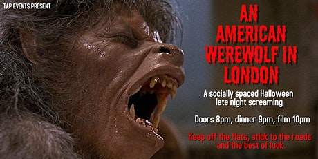 An American Werewolf in London Halloween Late Night Screaming tickets