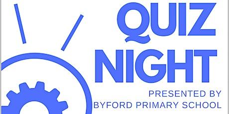 Byford Primary School Quiz Night tickets
