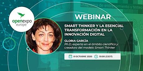 Smart Thinker y la esencial transformación en la innovación digital entradas