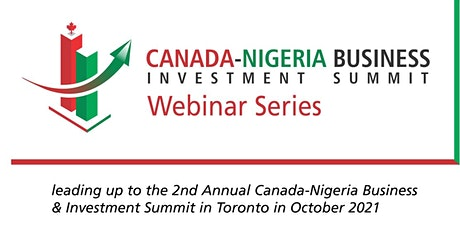 Canada-Nigeria: Opportunities in Training, Education & Learning tickets