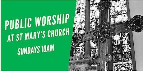 7pm Sunday Service tickets