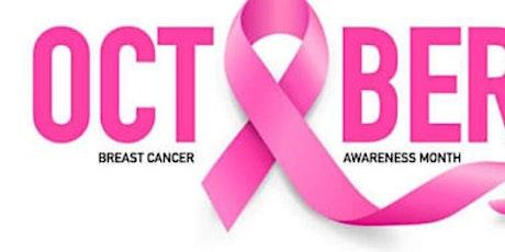 Pink October Fundraiser Tapas Evening tickets