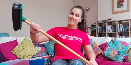 WheelPower's Online Cafe with Ella B -  Thursday 1st October 2020 - 11am tickets