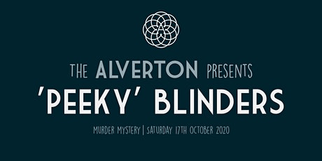'Peeky' Blinders Murder Mystery Evening at The Great Hall tickets