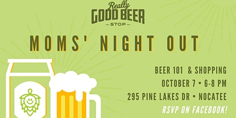 Beer 101 Moms' Night Out tickets