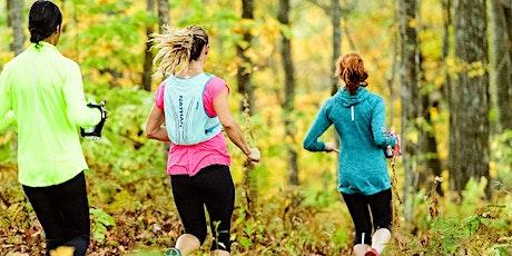 The Fall Colours trail run/hike tickets