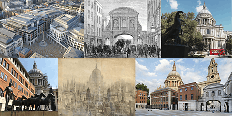 Explore the Square Mile from the comfort of your home tickets