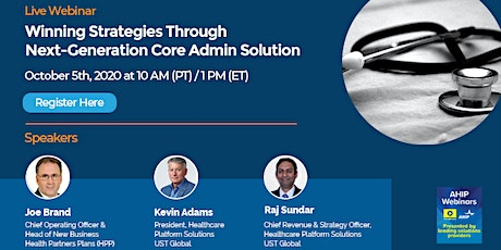 Winning Strategies through Next-Generation Core Admin Solution tickets