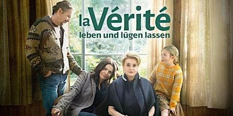 Kino - Der FILM am Dienstag: La Verite - Leben und Lügen lassen tickets