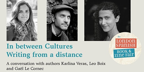 In-between Cultures: Writing from a distance tickets