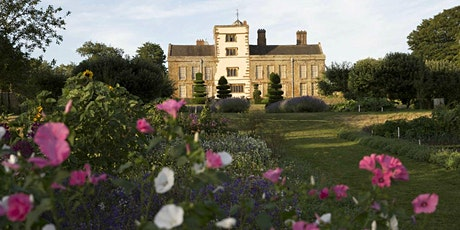 Timed entry to Canons Ashby (21 Sept - 27 Sept ) tickets