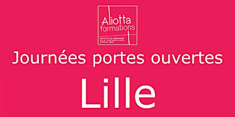 Journée portes ouvertes-Lille Calm tickets