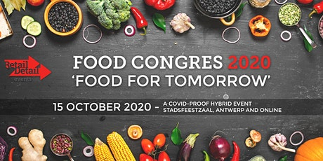 RetailDetail Food Congress 2020 tickets