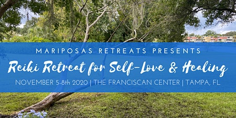Reiki Retreat for Self Love  & Healing tickets
