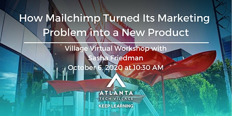 How Mailchimp Turned Its Marketing Problem into a New Product tickets