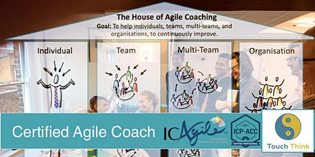 Certified Agile Coach (ICP-ACC) (Brussels, Oct 2020) tickets