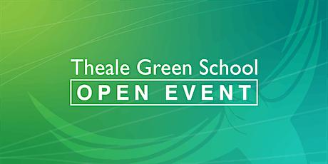 Theale Green School Open Events tickets