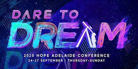 Dare to Dream Conference 2020 tickets