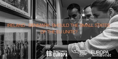 Ireland-Denmark: Should the small states of the EU unite? tickets