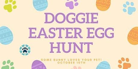 Doggie Easter Egg Hunt tickets