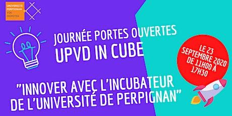 Journée Portes Ouvertes d'UPVD IN CUBE billets