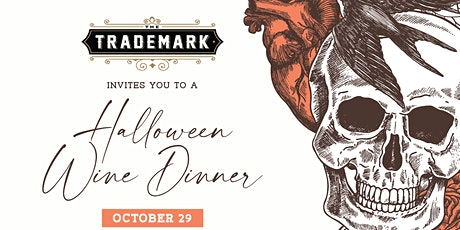 Halloween Wine Dinner tickets