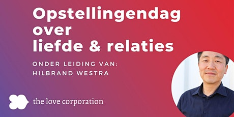 The Love Corporation | Opstellingendag Liefde & relaties | Hilbrand Westra tickets