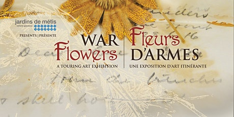 Viveka Melki and Alexander Reford: Creating WAR Flowers tickets