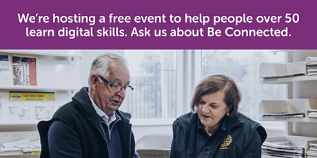 Introduction to myGov - Be Connected @ Huonville Library tickets