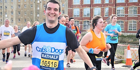 Team BCDH Bath Half Marathon 2021 tickets