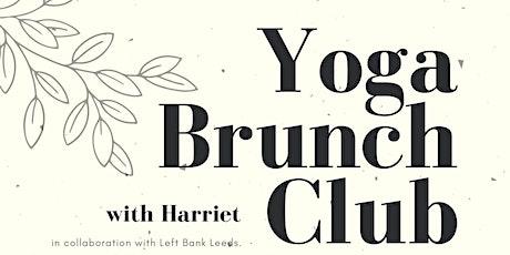 Yoga Brunch Club tickets