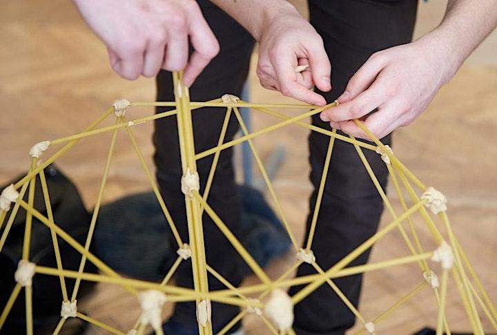 Half-Term #StemClub.  Exploring structures image