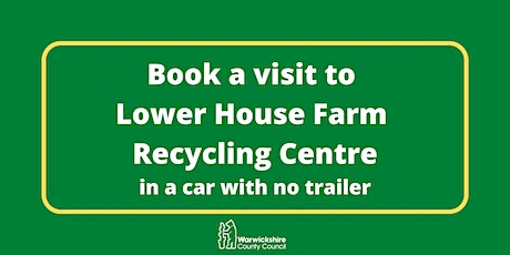 Lower House Farm - Wednesday  23rd September tickets