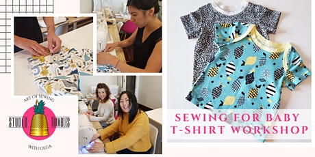 Sewing Class / Workshop for Mum - Baby T-shirt tickets