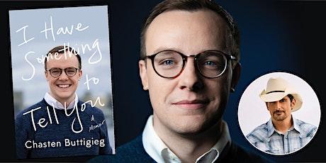 Virtual Author Event: Chasten Buttigieg, in conversation with Brad Paisley tickets