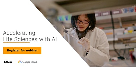 Accelerate Life Sciences with AI tickets