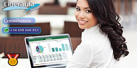 Curso online de Microsoft Office 2019 Básico - Intermedio entradas