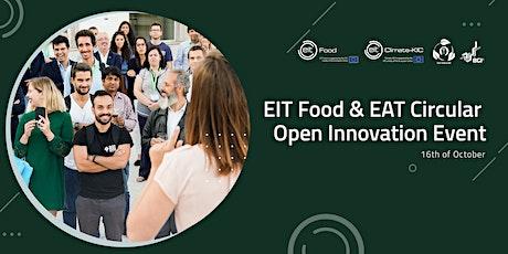 EIT Food & EAT Circular Open Innovation Event tickets