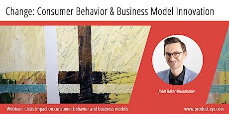 Change: Consumer Behavior & Business Model Innovation tickets