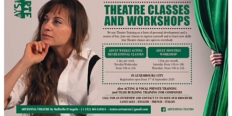 Theatre Recreational Class: Let's Play together tickets