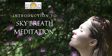 Introduction to the SKY Breath Meditation tickets